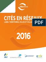 Cites en Réseaux 2016
