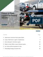 (Logistics) Global Trends in Automotive Road Logistics Marke