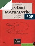 Erdal Akas, Umut Akas - Sevimli Matematik +