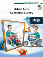 Urban Auto Consumer Survey