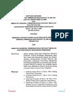 INSTRUKSI DIRJEN BIMAS ISLAM DAN DIRJEN PEMBERANTASAN PENYAKIT MENULAR TENTANG TT BAGI CALON MANTEN.pdf