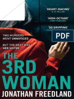 Meet Madison Webb from The 3rd Woman by Jonathan Freedland [EXTRACT]