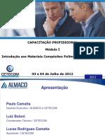 Introdução Aos Compositos poliméricos módulo 1 - ALMACO