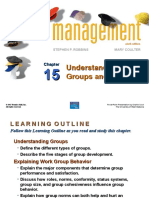 Ch15 Understanding Groups and Teams