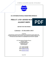 2015 Annual IMB Piracy Report