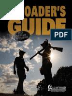 Alliant Powder Re Loaders Guide