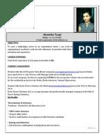Akansha Profile