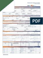 Formato Solicitu Tarjeta de Credito PN