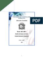 Base de Datos+Diseño+Basicos