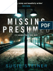 Meet DS Manon Bradshaw from Susie Steiner's Missing, Presumed [EXTRACT]