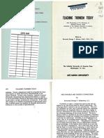 G.P. Klubertanz - Metaphysics & Theistic Convictions