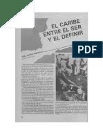 Figarola Joel J-El Caribe Entre El Ser y El Definir