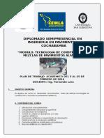 Plan de Trabajo Ing Fernando Lara