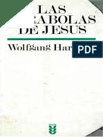 Las Parabolas de Jesus .Wolfgang