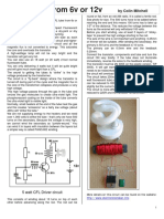 How to Drive a Drive CFL