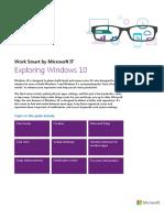 5545 A01 Exploring Windows 10 External WSG