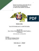 Bases Teórico Metodológicas de La Salud Familiar y Comunitaria (1) (1)
