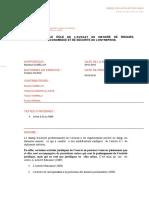 Rapport sur le rôle de l'avocat en matière de risques, d'intelligence économique et de sécurité de l'entreprise