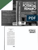 Desarrollo Del Potencial Humano Vol 1 Lafarga