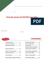 Spanish DS150E With Vista