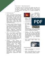 Präsentation - Naturkatastrophen