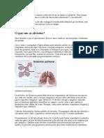 Sintomas Pneumonia