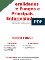 Generalidades Dos Fungos