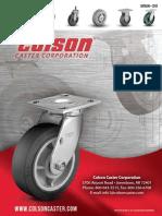 Casters & Wheel Catalogue