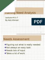 Lecture # 4- Adv. T&D