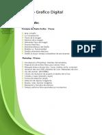 Diseno Grafico Digital- Programa