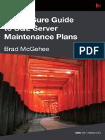SQL Server Maintenance Plans Brad eBook
