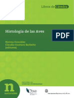 Histología de Las Aves 30 Nov 2014