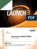 Powerwave AR0027-50409
