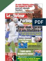 LE BUTEUR PDF du 15/04/2010