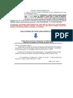 TUTORIAL Ficha Catalografica Modelo