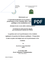 Preparation Et Mise en Place Du Budget Axee Sur La Performance Et Les Resultats 3