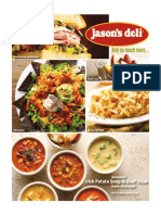 Jasons Deli Menu Nc 1014