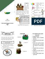 Leaflet PHBS New