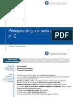 Principii de Guvernanta Corporativa