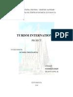 Turism International Proiect