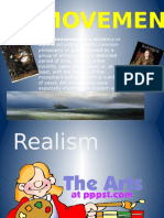 Arts &Graphics Realism 15.3.15