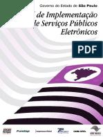 Manual de implementação de serviços públicos eletrônicos