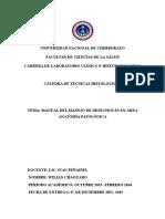 Manual de Desechos Anatomopatologicos