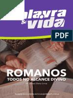 Revista Palavra e Vida (Romanos)