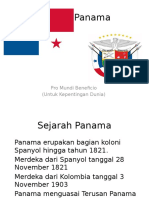 Panama Puerto Rico
