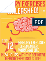 Memory Exercises Unleashed