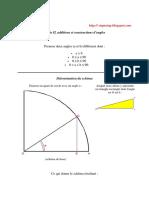 chapII trigonométrie