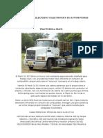 Mantenimiento Electrico y Electronico en Automotores