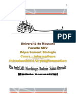 informatique introduction