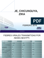 Dengue Chicunguya Zika